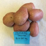 Potato Desiree 2.50kg